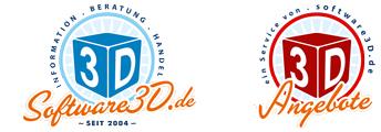 3D Software kaufen - Rabatte und Preisaktionen von software3D