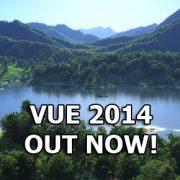 VUE2014 Jetzt erhältlich