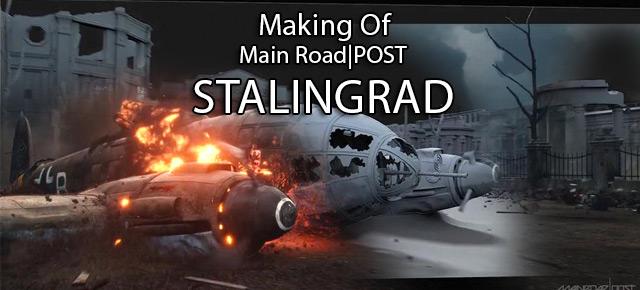 making of stalingrad