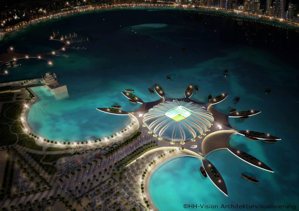 3d-cinema4d-bodypaint-vray-hh-vision-doha-port-stadium
