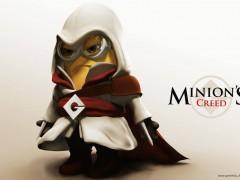Minion's Creed - Logan Olsen