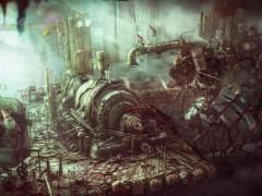 """Mechanical Rebirth"" - Michel Lanoie"