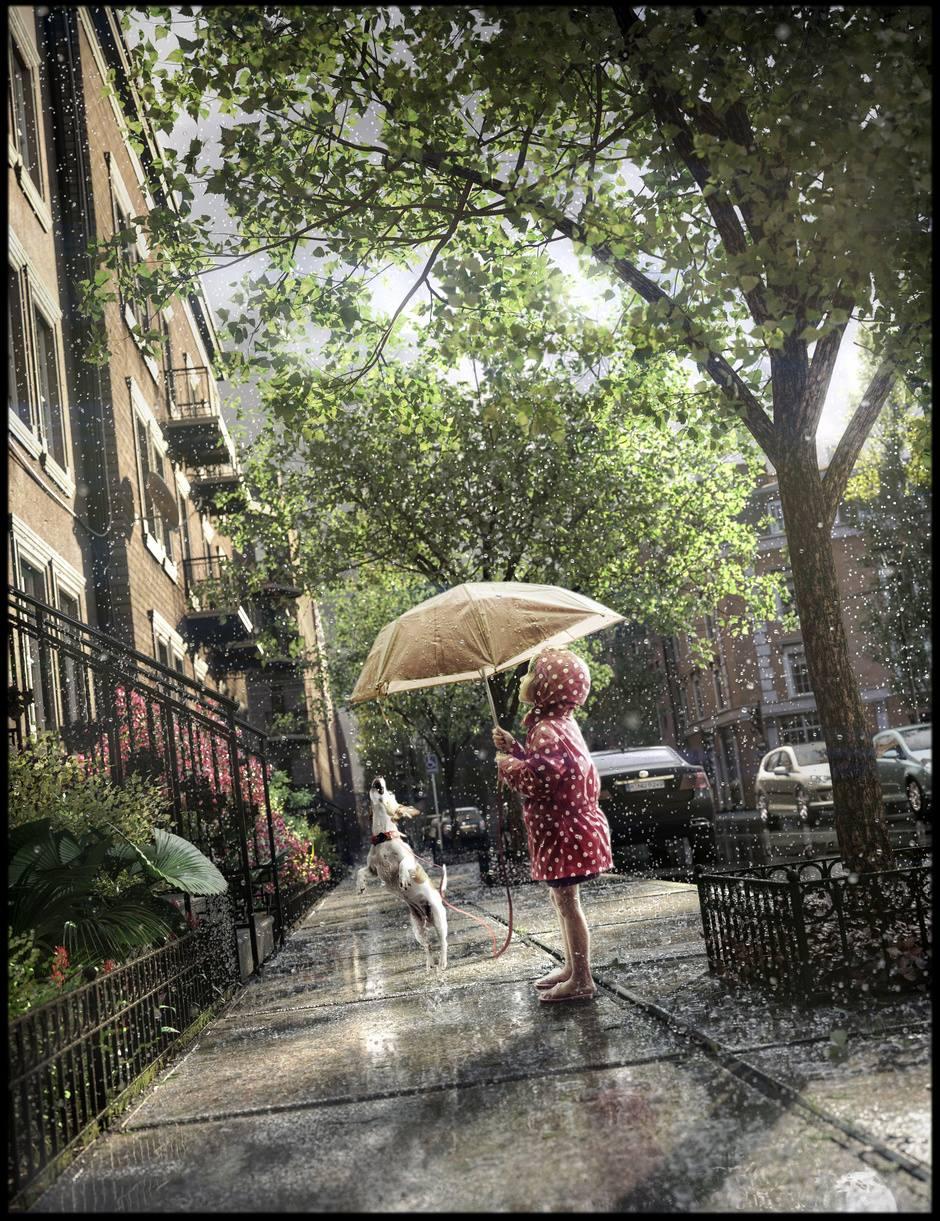 3d-modo-cinema4d-maxwell-render-photoshop-photolooks-lightroom-cgaxis-dosch-design-onyxtreegenerator-summer-rain-in-the-city-marcin-jastrzebski