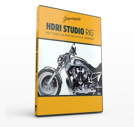HDRI Studio Rig