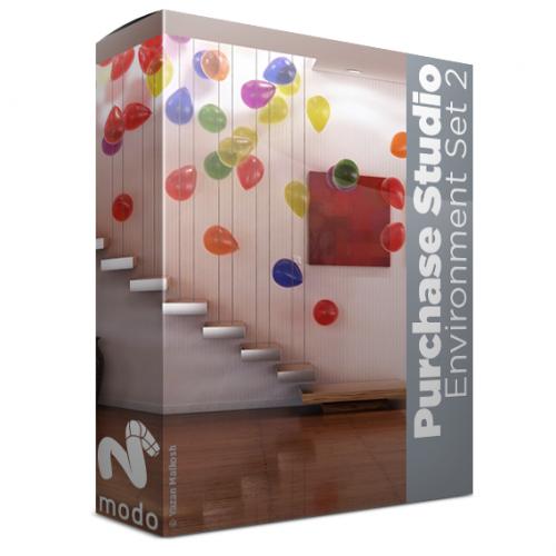 MODO - Studio Environment Set 2