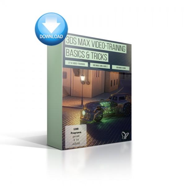 3ds Max Training - Basics & Tricks