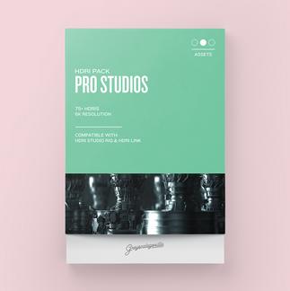 HDRI Expansion Pack Pro Studios
