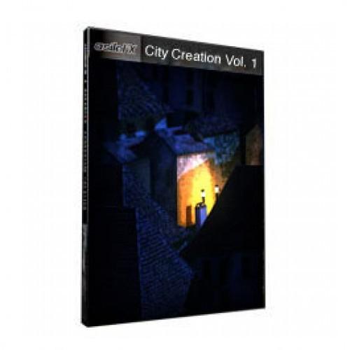 C4D - City Creation Vol. 1