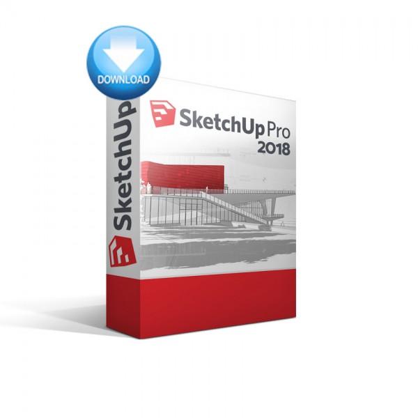 SketchUp Pro 2018 – EDUCATION
