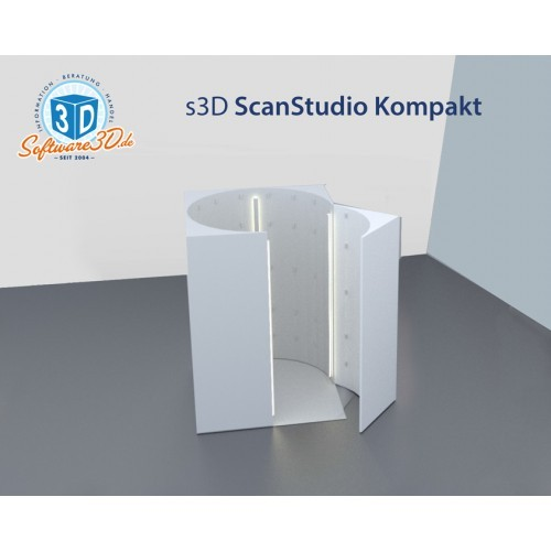 3D-Scan-Studio kompakt