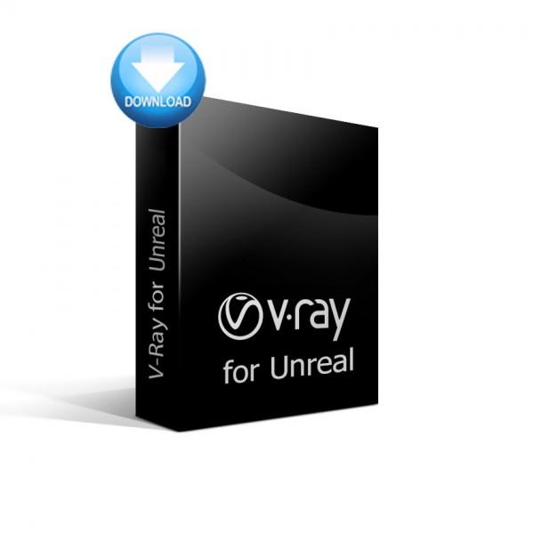 V-Ray Next für Unreal
