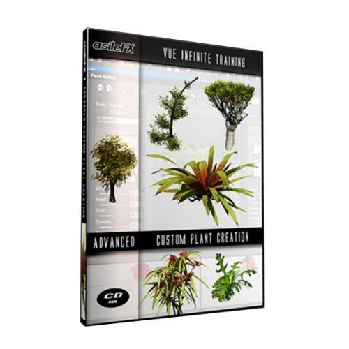VUE - Custom Plant Creation