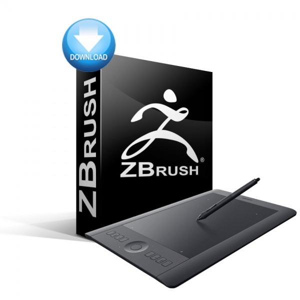 ZBrush + Intuos Pro Medium Tablett Bundle