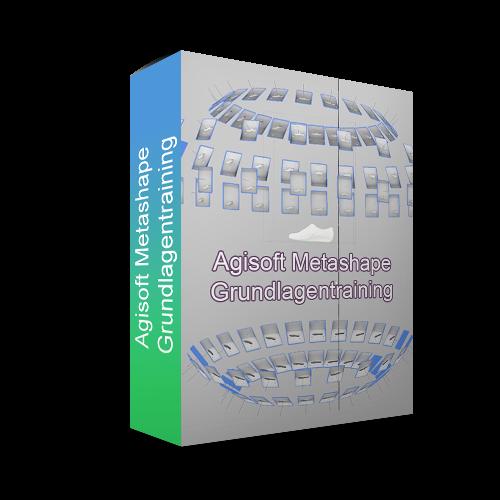 Photogrammetrie Grundlagen & Metashape Training