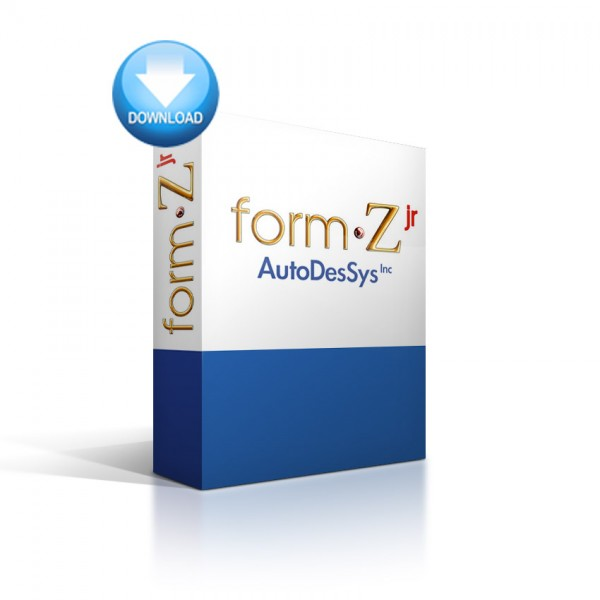formZ 8.6 Jr – EDUCATION