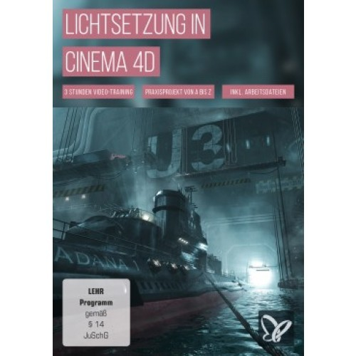 Lichtsetzung in CINEMA 4D