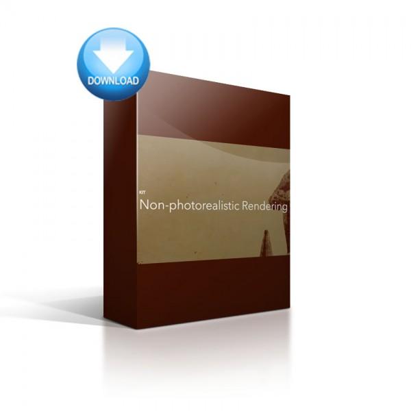 MODO - Non-photorealistic Rendering