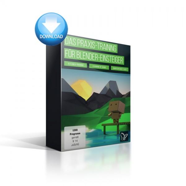 Praxis-Training für Blender-Einsteiger