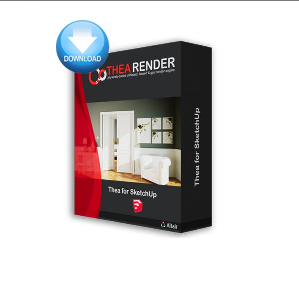 Thea Render for SketchUp v2.2