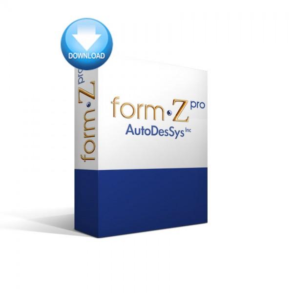 formZ 8.6 Pro