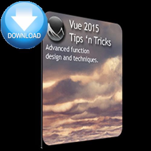VUE - Tips n Tricks 2015