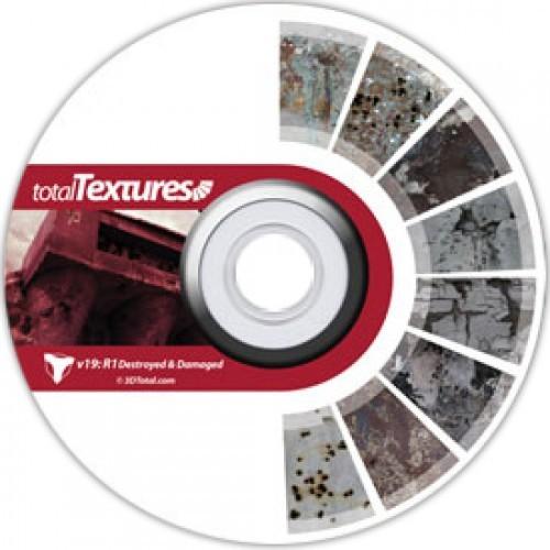 Total Textures - Destroyed & Damaged
