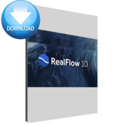 RealFlow for Maya