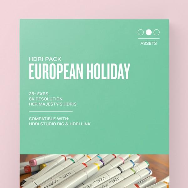 HDRI Expansion Pack European Holiday