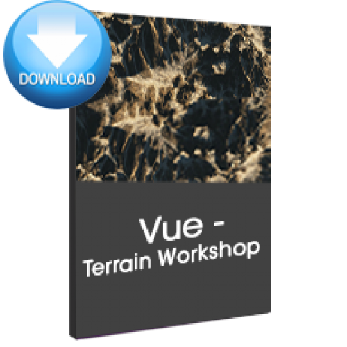 VUE - Terrain Workshop 2016