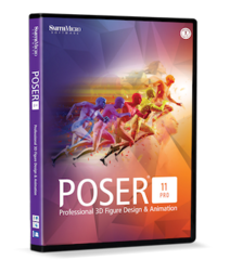 Poser Pro 12 - EDUCATION