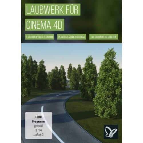 Laubwerk für CINEMA 4D