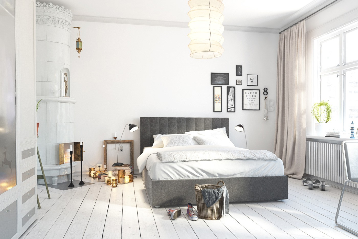 3. Lovely Bedrooms For Couples