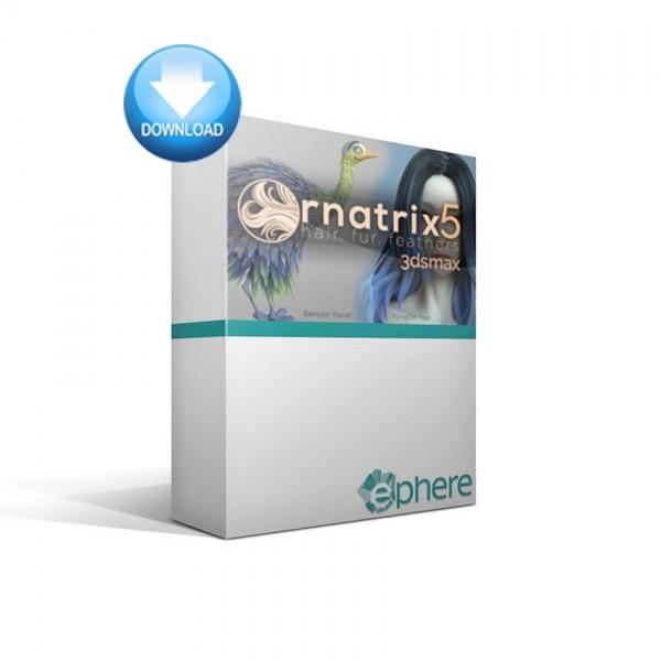 Ornatrix for 3ds Max