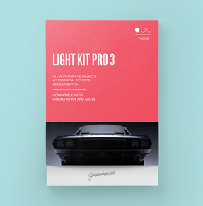 Light Kit Pro 3