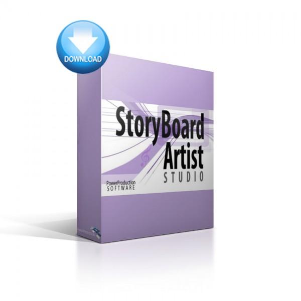 StoryBoard Artist Studio 7