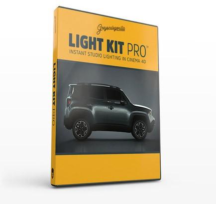 Light Kit Pro