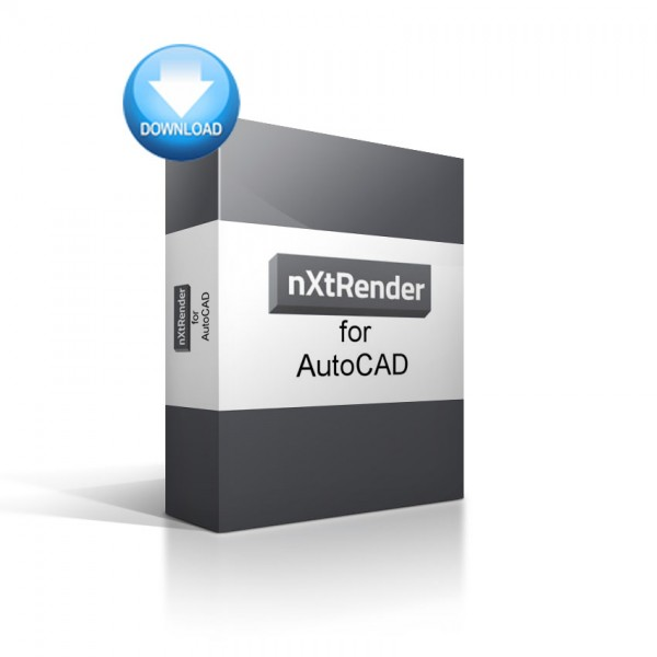 nxtRender for AutoCAD