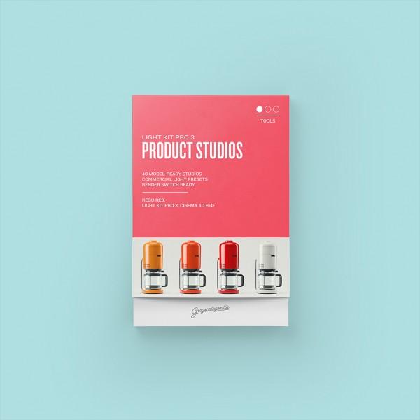 Product Studios for Light Kit Pro 3