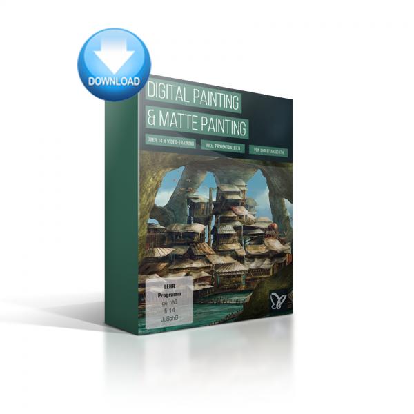 Digital Painting & Matte Painting