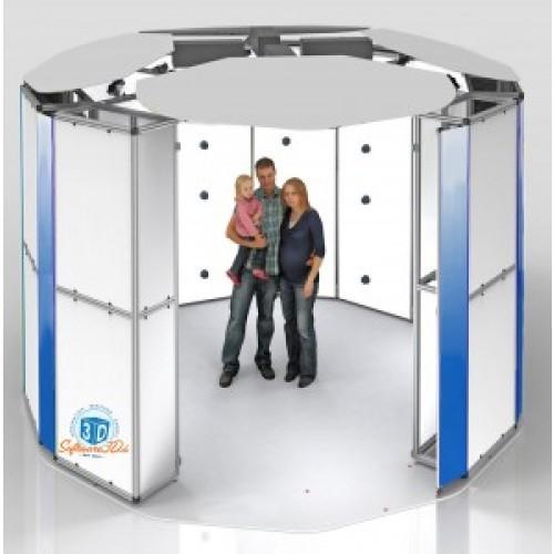 3D-Scan-Studio PRO mobil