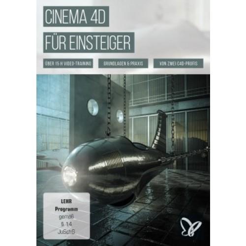 CINEMA 4D für Einsteiger - für R16/R17/R18