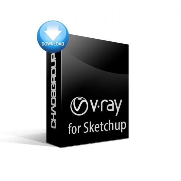 V-Ray 3.6 für SketchUp