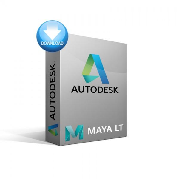 Maya LT 2019