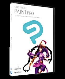 Clip Studio Paint Pro – EDUCATION