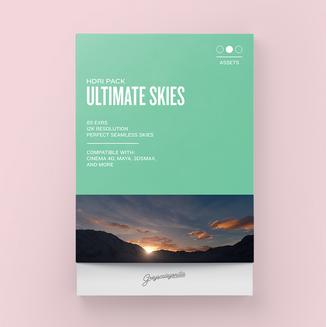 HDRI Pack: Ultimate Skies