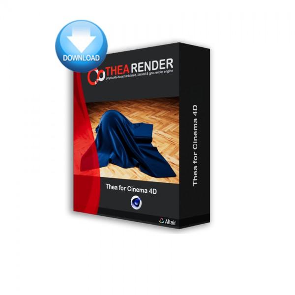 Thea Render for Cinema 4D v2.2