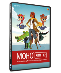 Moho Pro 12 – EDUCATION