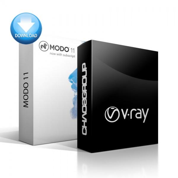 MODO + V-Ray for MODO Bundle