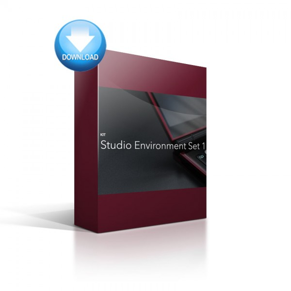 MODO - Studio Environment Set 1