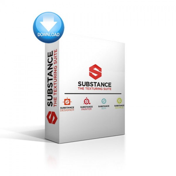 Substance Texturing Suite